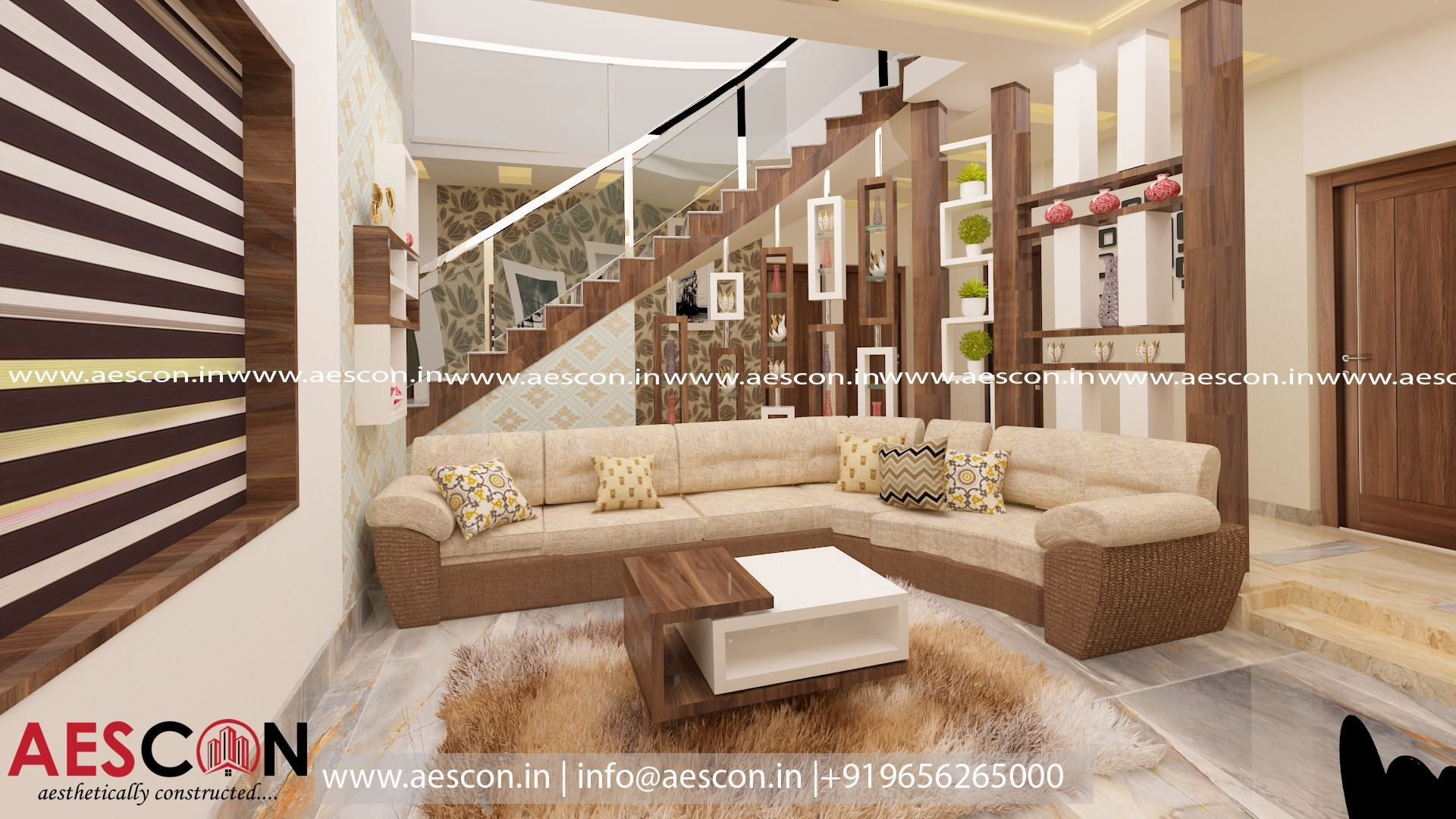 . Aescon is a team of creative interior designers  decorators and