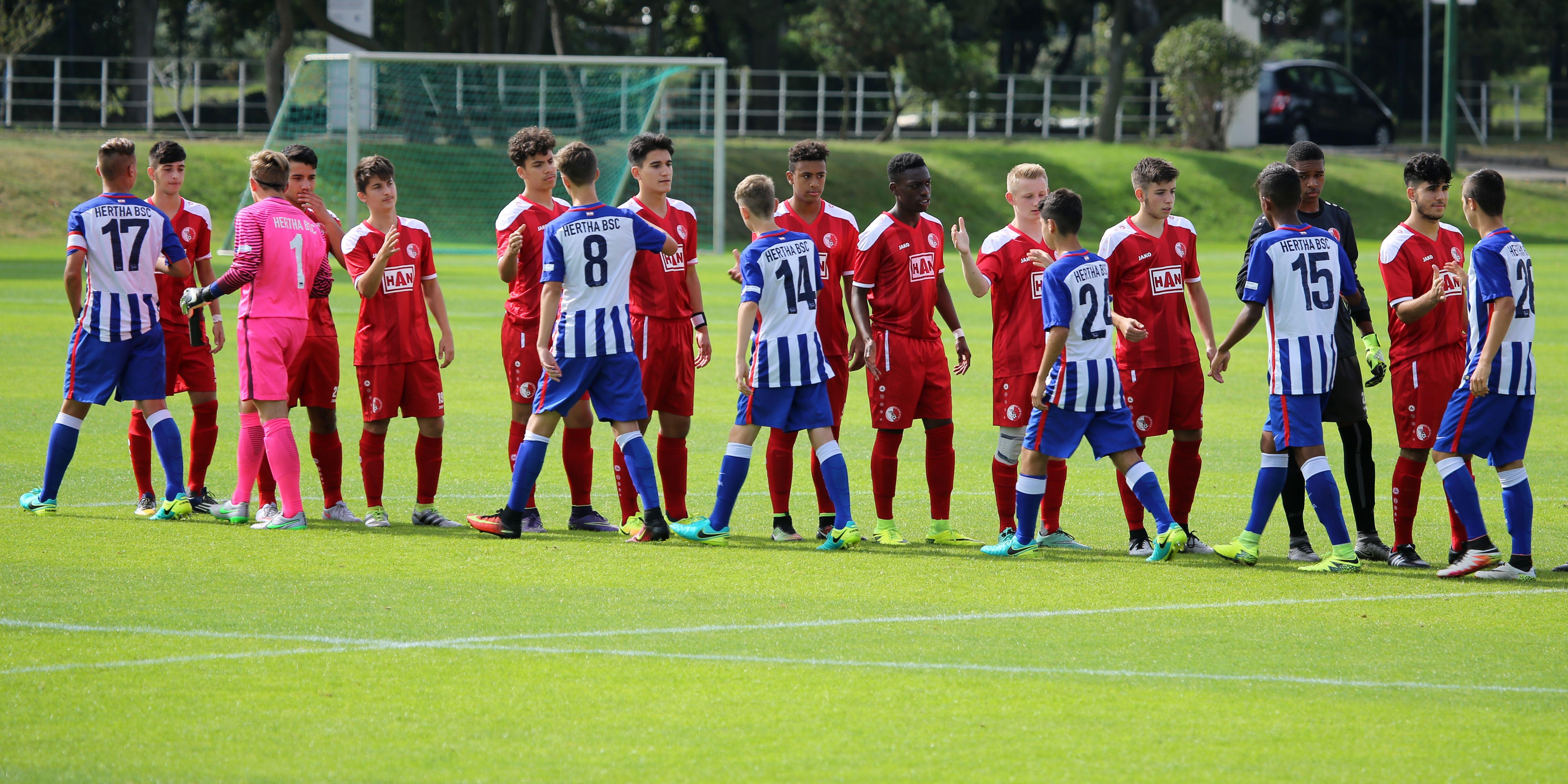 Hertha Bsc Spielplan 16 17