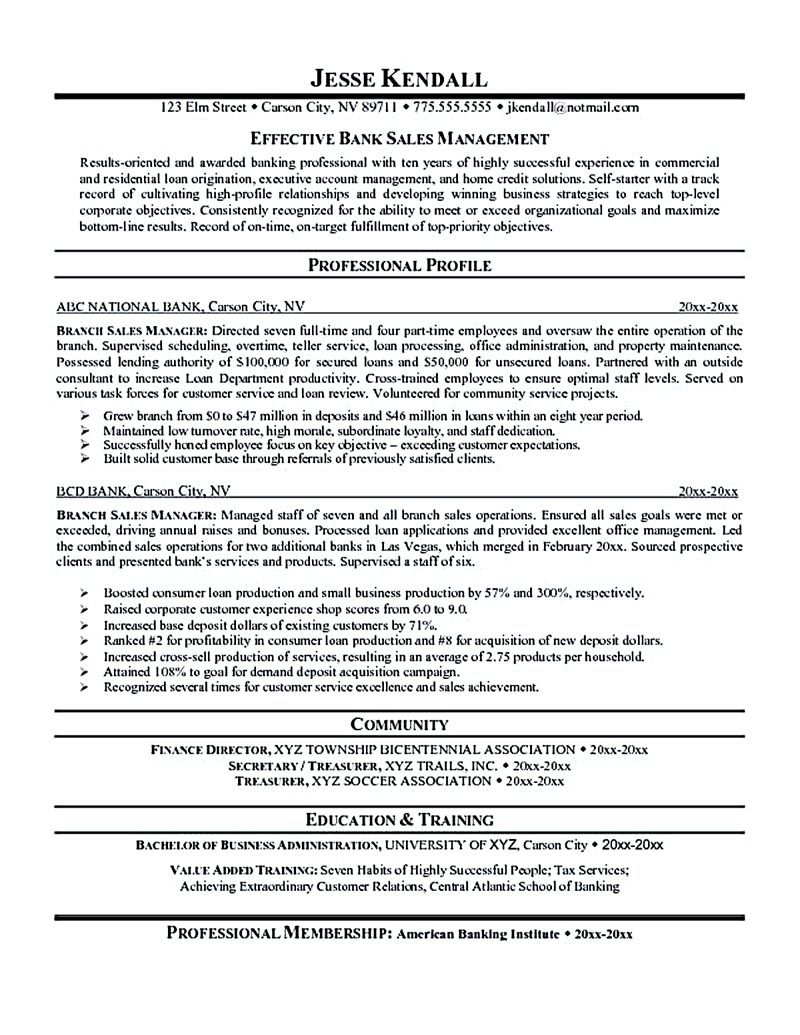 The Sales Manager Resume Should Have A Great Explanation And Description About Anything In Sales Job Application Template Human Resources Resume Manager Resume