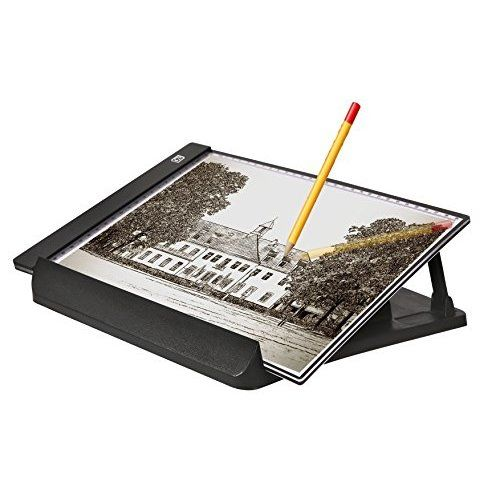 AGPtek HL0163-1-1 17-Inch LED Artcraft Tracing Light Pad Light Box For Artist
