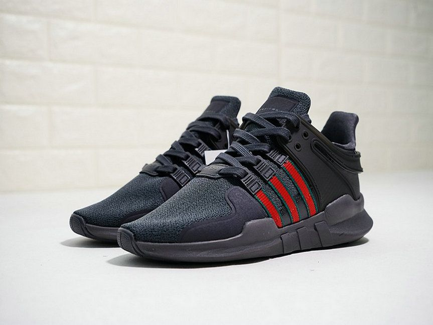 pretty nice 6491f f5187 Adidas EQT Support ADV 9317 Deep Grey Red Bb6777 For Sale Shoe