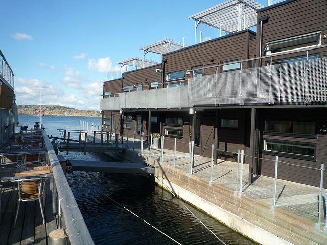 floating hotel sweden