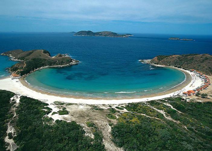 Praia das conchas, Cabo Frio.