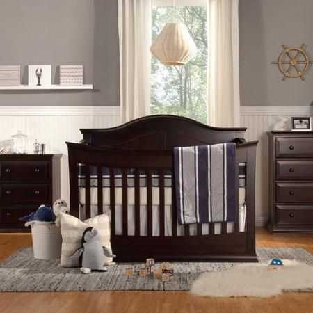 DaVinci Meadow 4 in 1 Convertible Crib - Walmart.com | Thomas ...