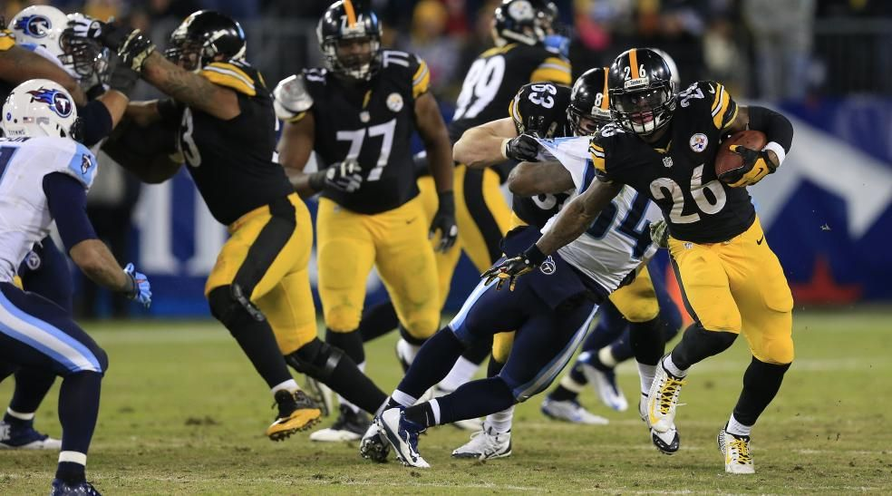 How Le'Veon Bell Reinvented His Game and Became Steelers' Workhorse