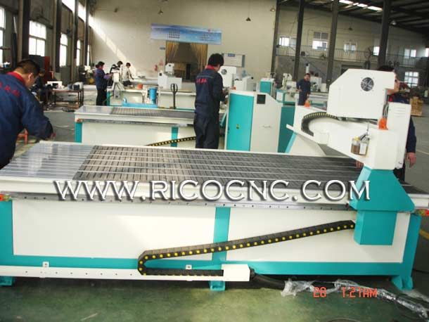 Cnc Router Vacuum Table Kitchen Cabinet Doors Making Machine Wood