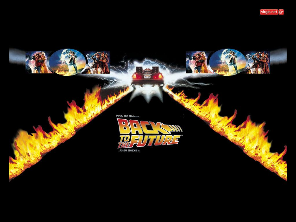 Movies Wallpaper Back To The Future De Volta Ao Futuro De