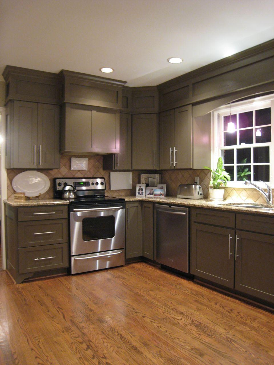 Kitchen reno The Kitchen After Soffet