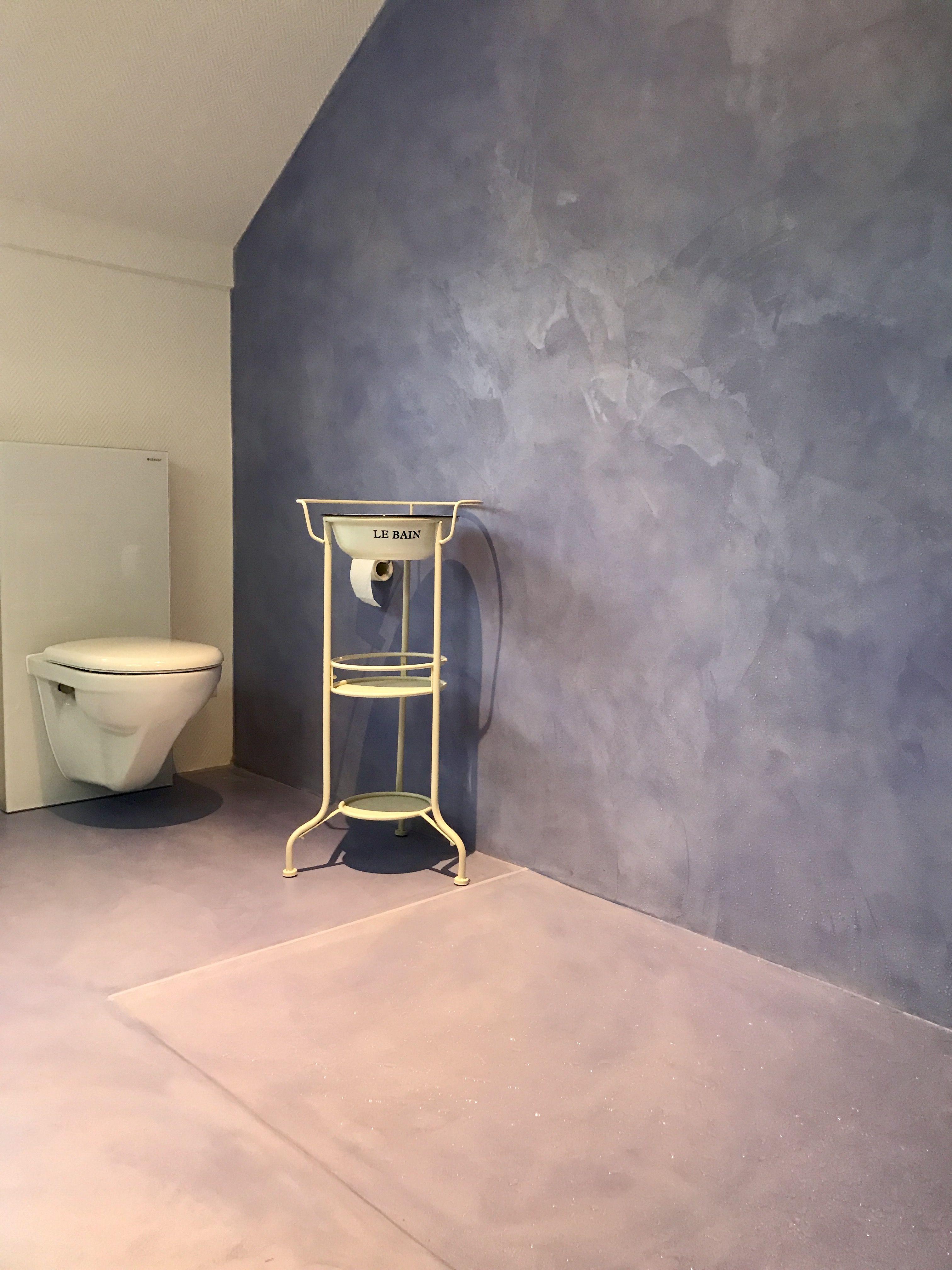 Fugenlose Wand Und Bodenbeschichtung Bodenbeschichtung Boden Wand