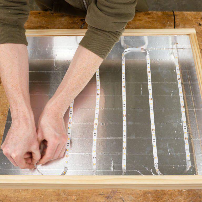 How To Build A Quick DIY Light Box in 2020 Light box diy