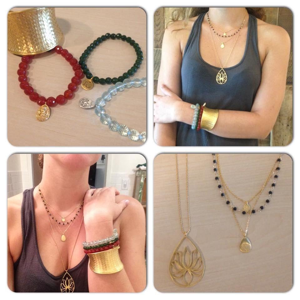 1ccef524549f38 Satya Jewelry | Vickerey #Jewelry #Om #Lotus #SatyaJewelry ...