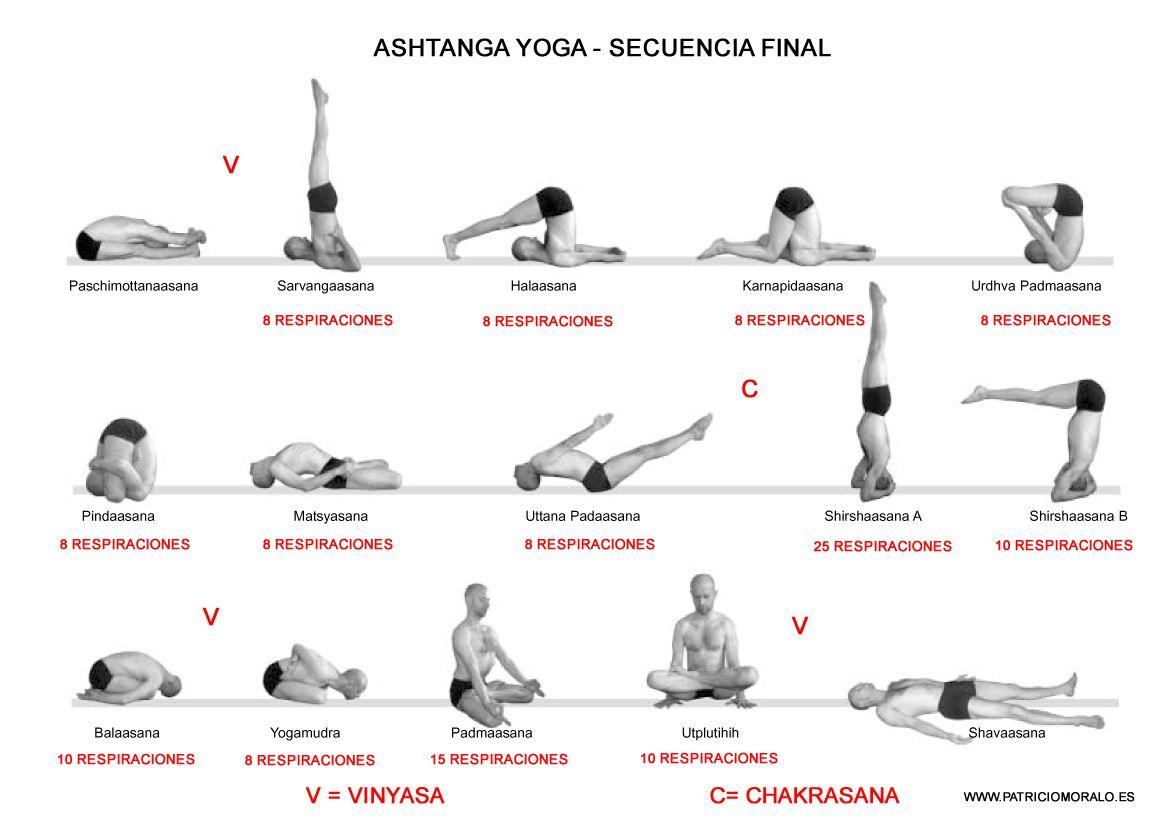 Ashtanga Yoga - Posturas de Pie  875705137fa8