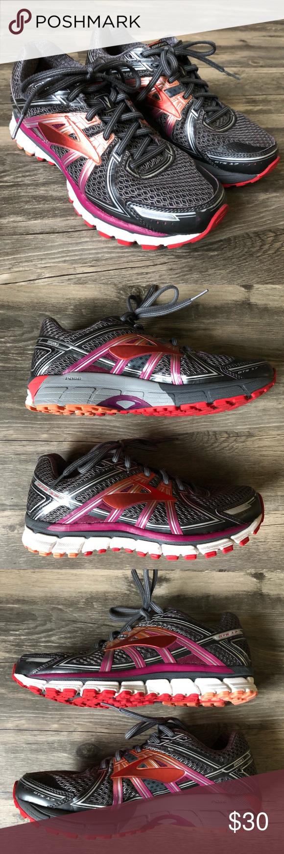 Brooks GTS Seventeen Running Shoes Size