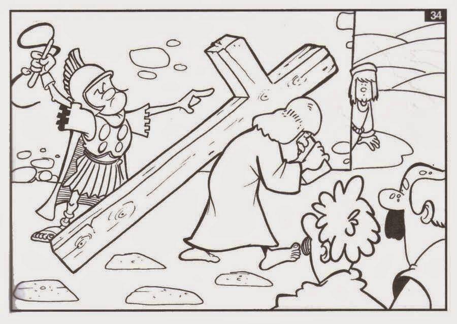 Semana Santa Para Niños Significado Resumen Imágenes Reflexiones Act Dibujos De Jesús Manualidades Para Escuela Dominical Páginas Para Colorear De Biblia