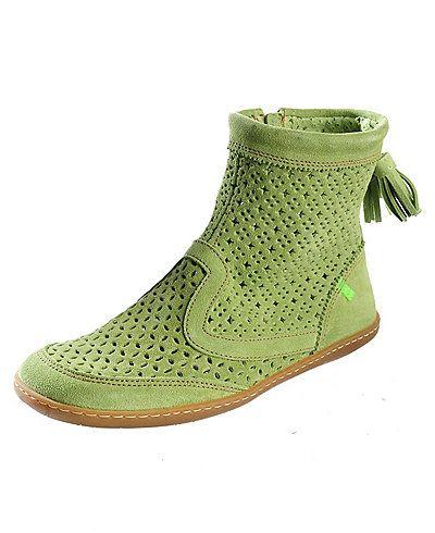 El Naturalista Stiefeletten Romilda, grün | Schuhe online