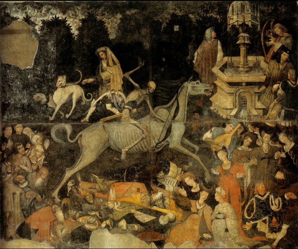 What is a fresco
