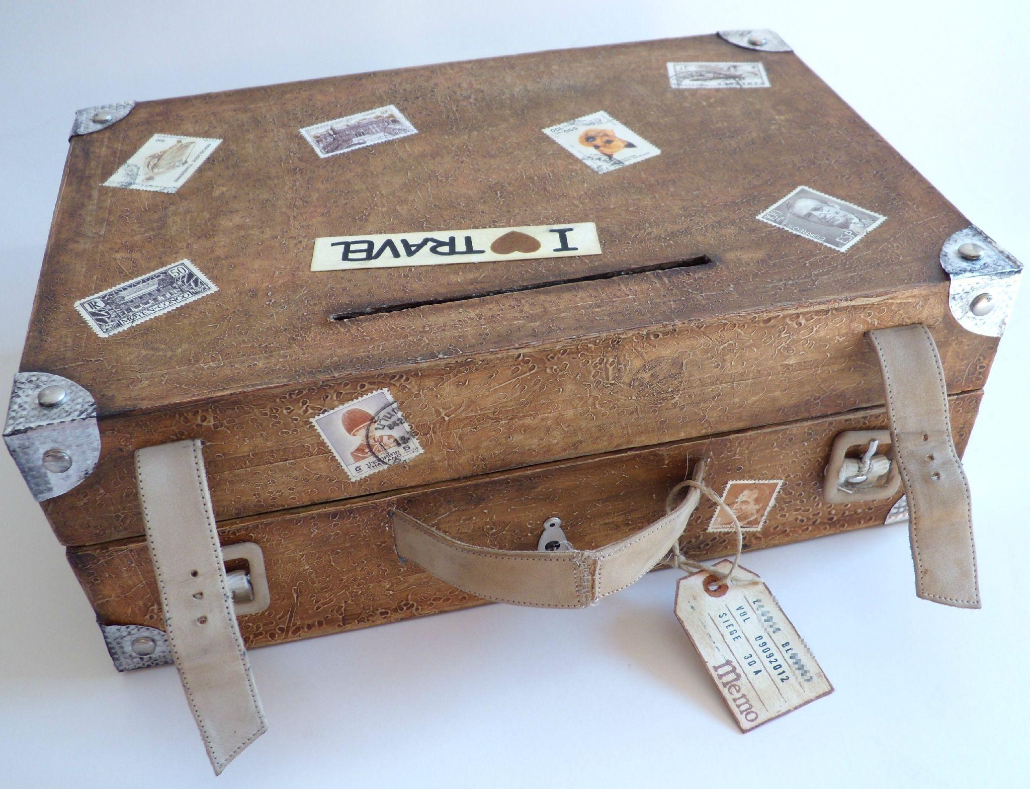 r sultat de recherche d 39 images pour faire une valise avec une boite a chaussure doigts de. Black Bedroom Furniture Sets. Home Design Ideas