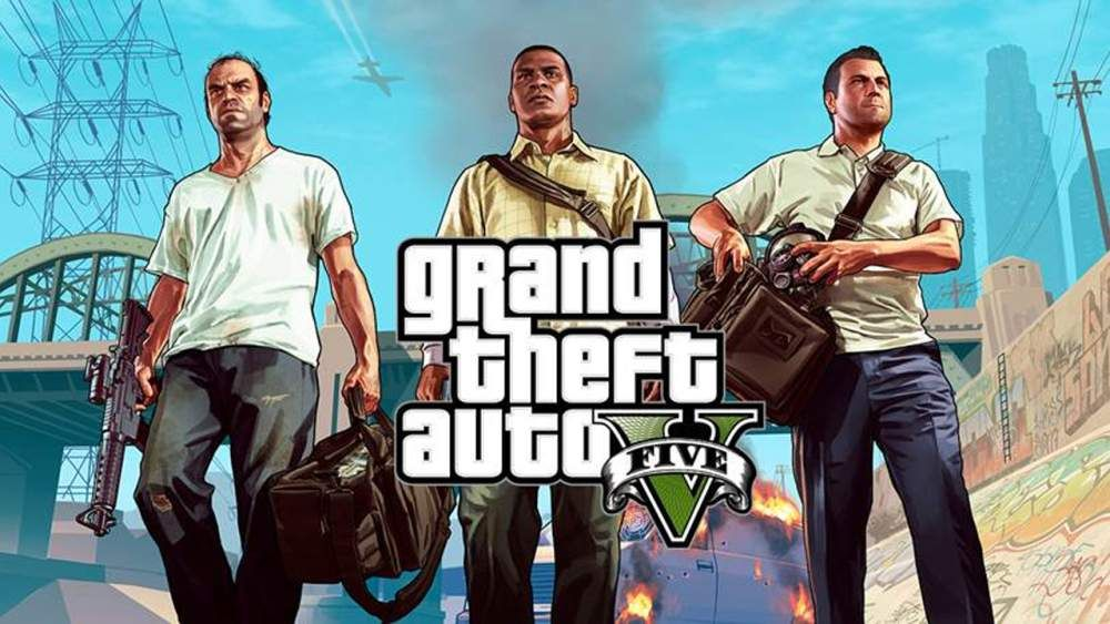 Download Gta 5 Lite Apk Obb Data Which Works On All Gpu For