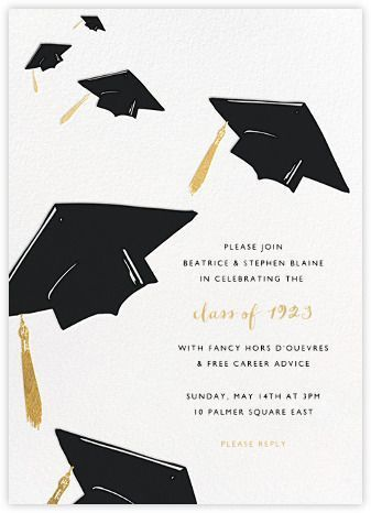 Photo of Graduation Invitations – Online at Paperless Post – Decorationn