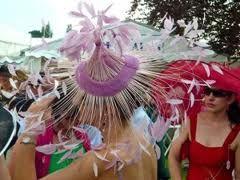 Liz Felix Millinery hats
