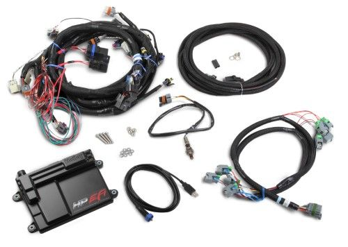 holley performance 550 603n hp efi ecu and harness kit gm ls2 incl rh pinterest ca