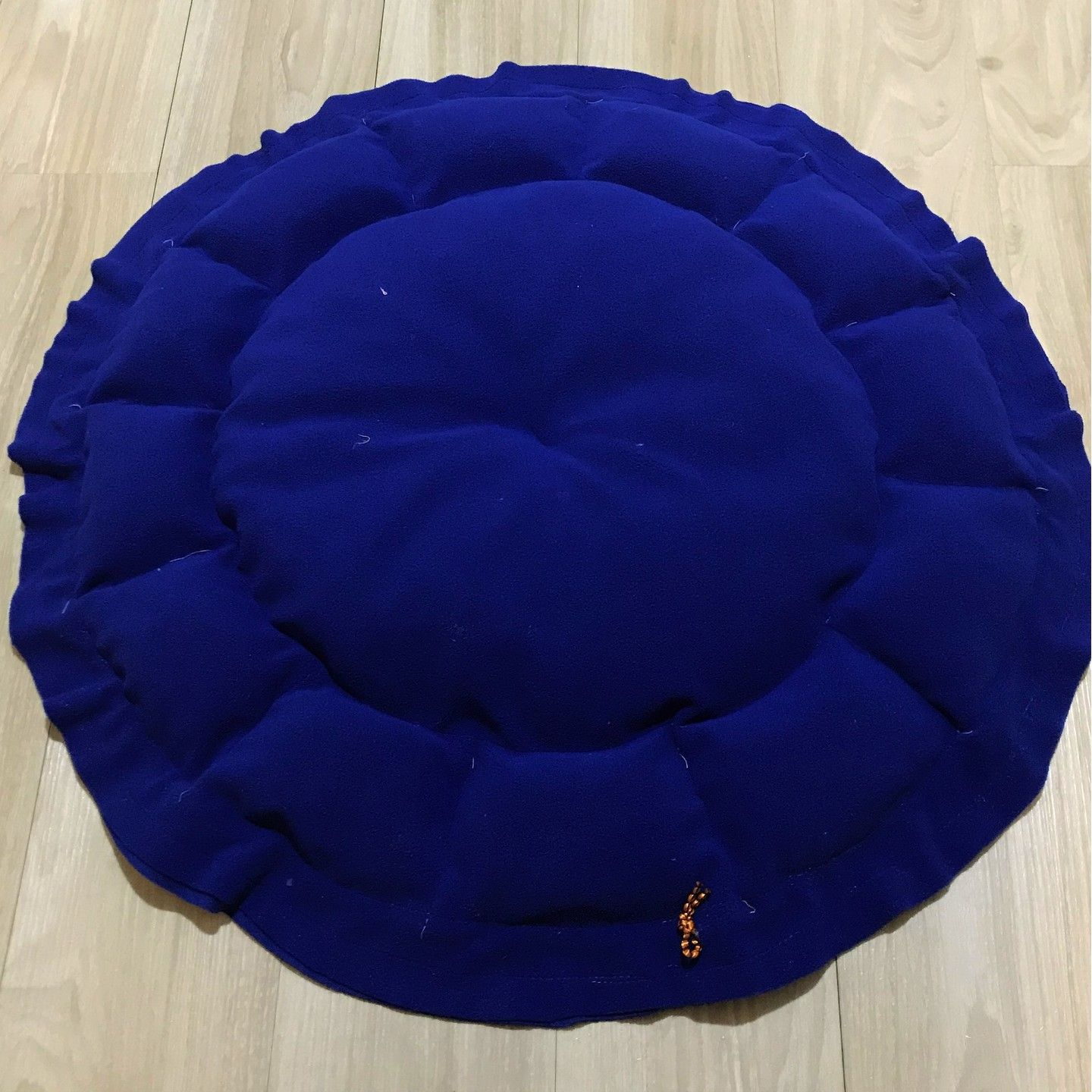 jazkie's undefined Pet cushions, Blue bedding, Cat bed