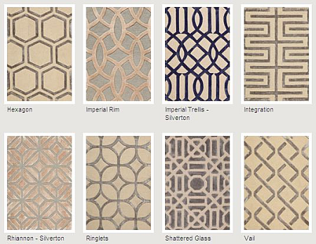 for Geometric print area rugs