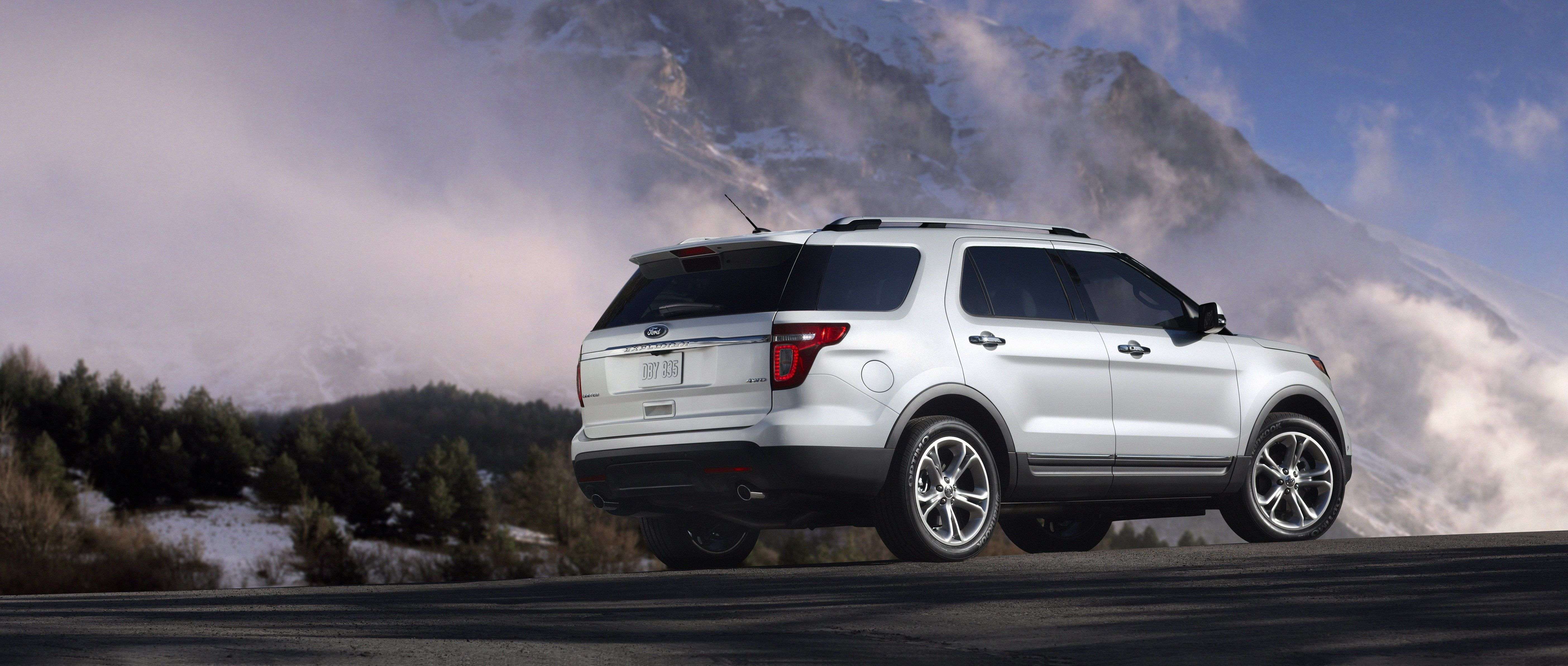 Ford Explorer With Images 2011 Ford Explorer Ford Explorer
