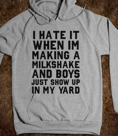 Making a Milkshake (Hoodie)