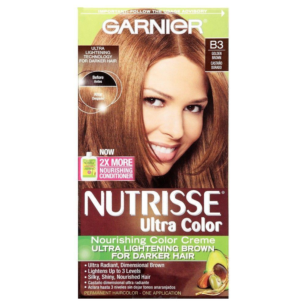 Garnier Nutrisse Ultra Color Nourishing Color Creme B3