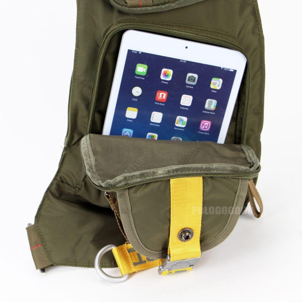 Casual Military sling Chest bag Shoulder bag for men women small ...