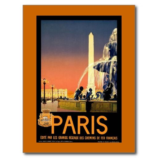 "=>Sale on          	""Paris"" Vintage Travel Poster Postcards           	""Paris"" Vintage Travel Poster Postcards so please read the important details before your purchasing anyway here is the best buyShopping          	""Paris"" Vintage Travel Poster Postcards Review ...Cleck link More >>> http://www.zazzle.com/paris_vintage_travel_poster_postcards-239566418190207680?rf=238627982471231924&zbar=1&tc=terrest"