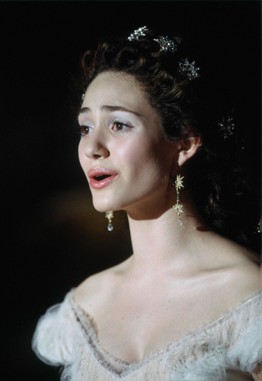 Emmy Rossum With Images Phantom Of The Opera Phantom