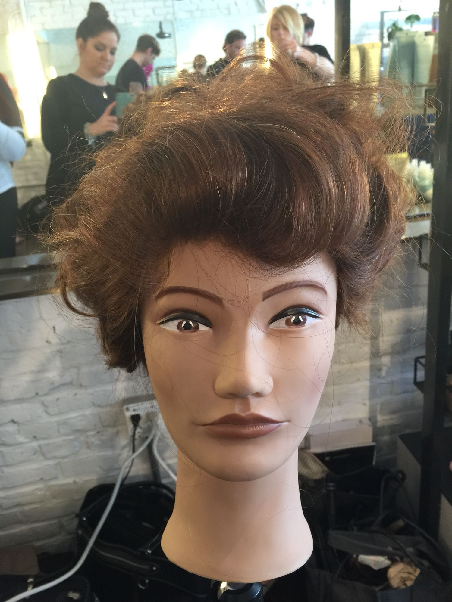 Gibson girl | Gibson girl, Editorial hair, Hair styles