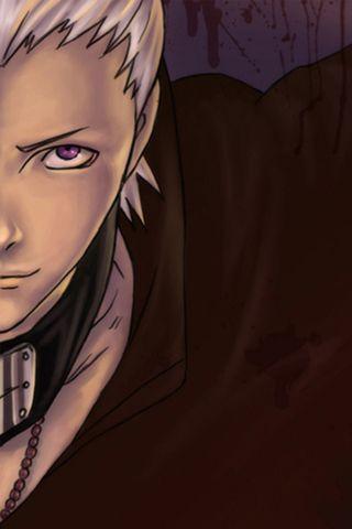 ...Hidan Akatsuki...his eyes have me hypnotized.