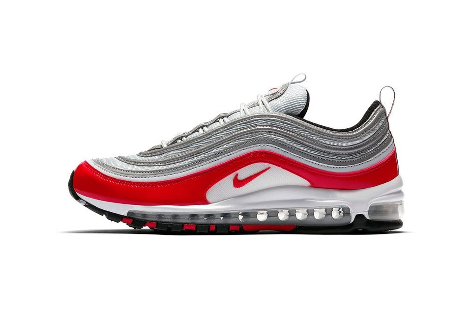 cheap for discount de011 d0226 Nike Brings the OG Air Max 1 Colorway to the Air Max 97