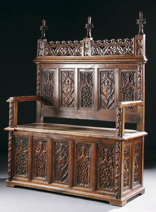 14++ Gothic style furniture ideas