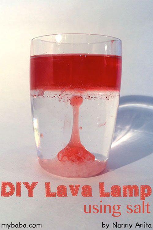 Diy Lava Lamps My Baba Lava Lamp Diy Lava Lamp For Kids Lava Lamp