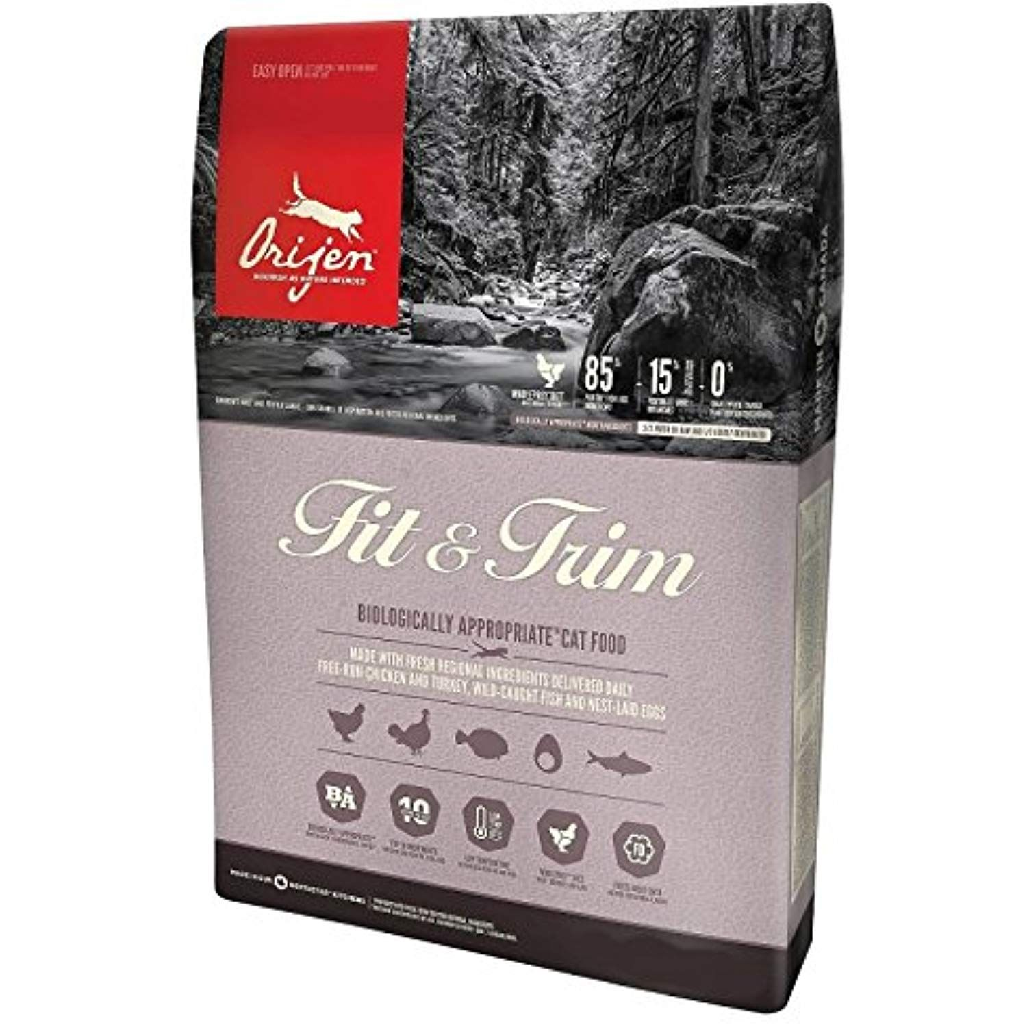 Orijen Fit drydogfood (With images) Dog food recipes