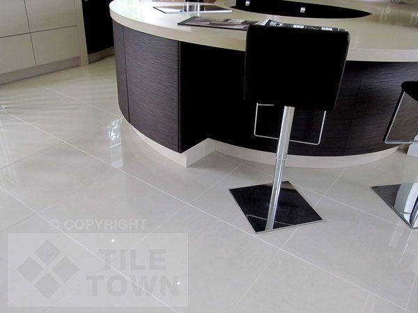 Lounge Ivory Porcelain Floor Tile H Pinterest