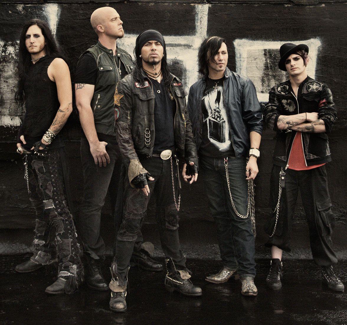 Rock Bands: Pop Evil, Rock And Musicians