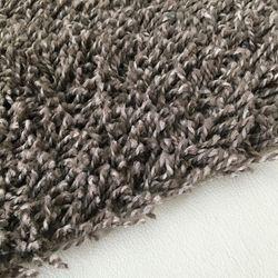 Perfekt Teppichboden Shaggy In Taupe Grau Hochflor #hochflor #teppich #taupe #grau # Wohnideen