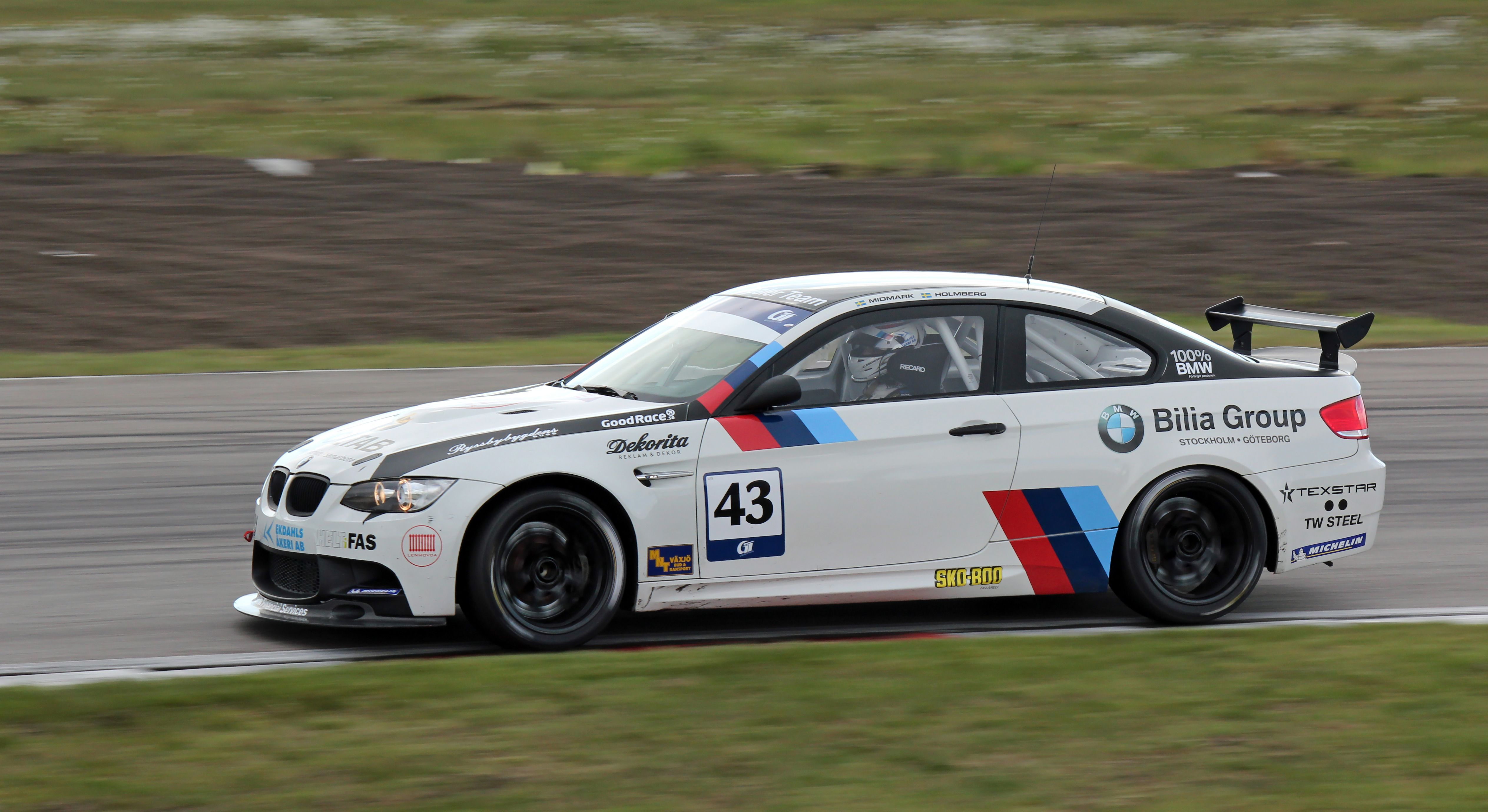 Bmw E92 M3 Gt4 With Images Bmw M3 Bmw Cars