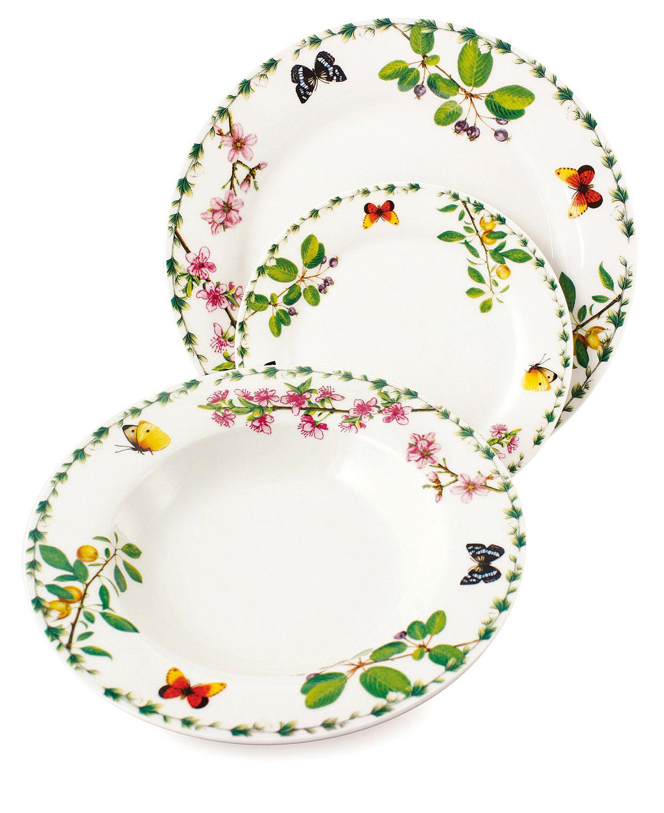 Piatti Botanique di Villa d\'Este Home -Tivoli | Cucine | Pinterest ...