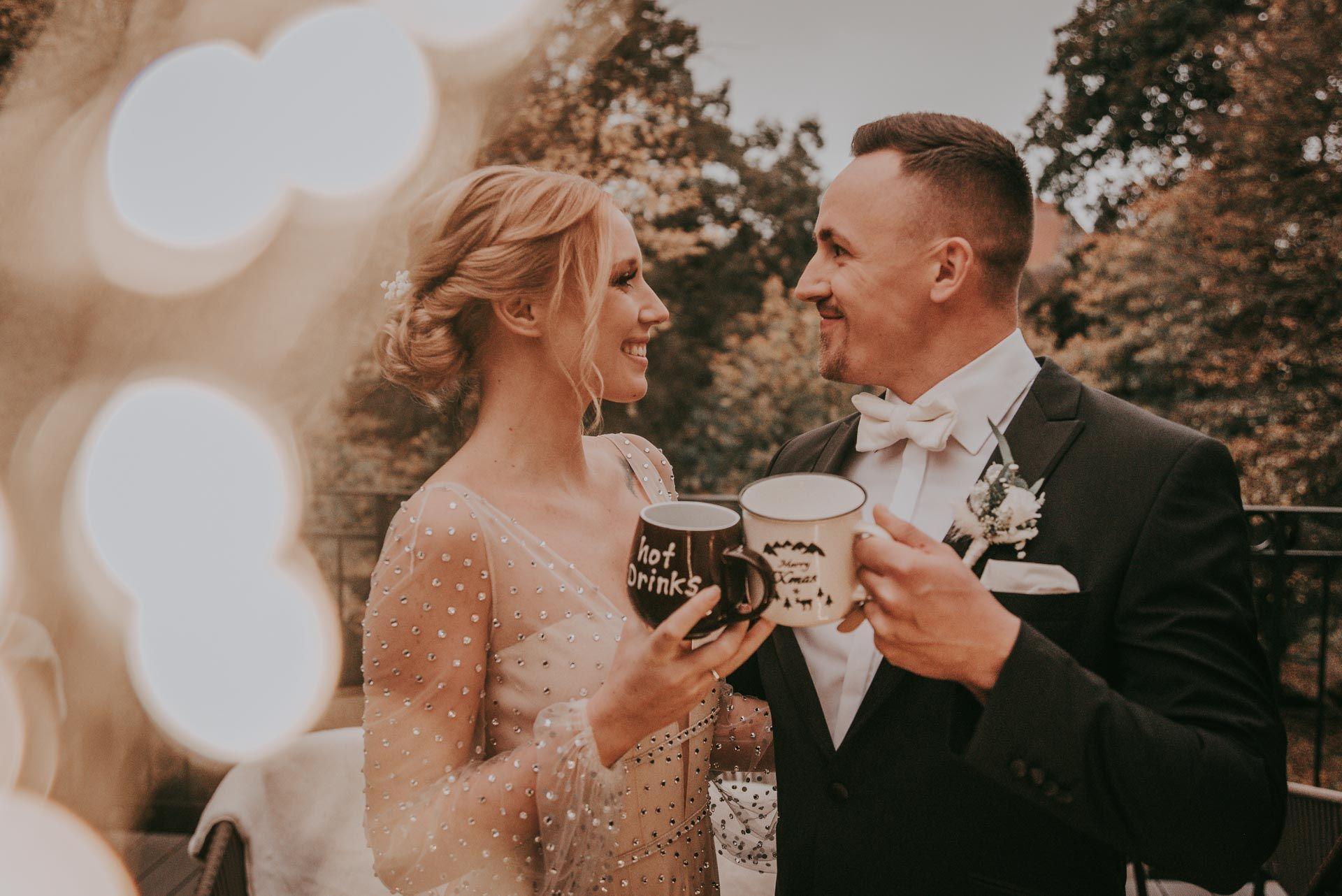 Tiny Wedding Winterhochzeit Kleine Hochzeit Brautjungfern