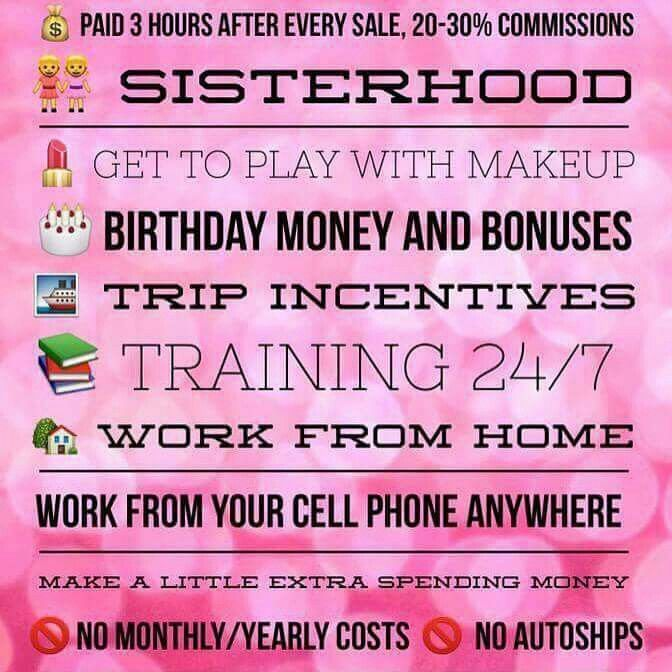 Want extra cash ? Go to fb then Nadine Eaton and ask this amazing lady for more information 😘