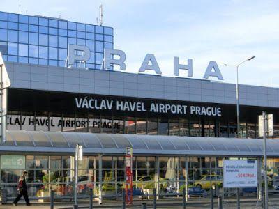 Vaclav Hazel Prague Airport
