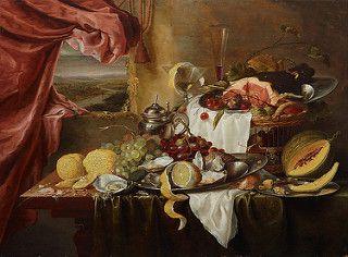 Laurens Craen - Still Life with Imaginary View | por irinaraquel