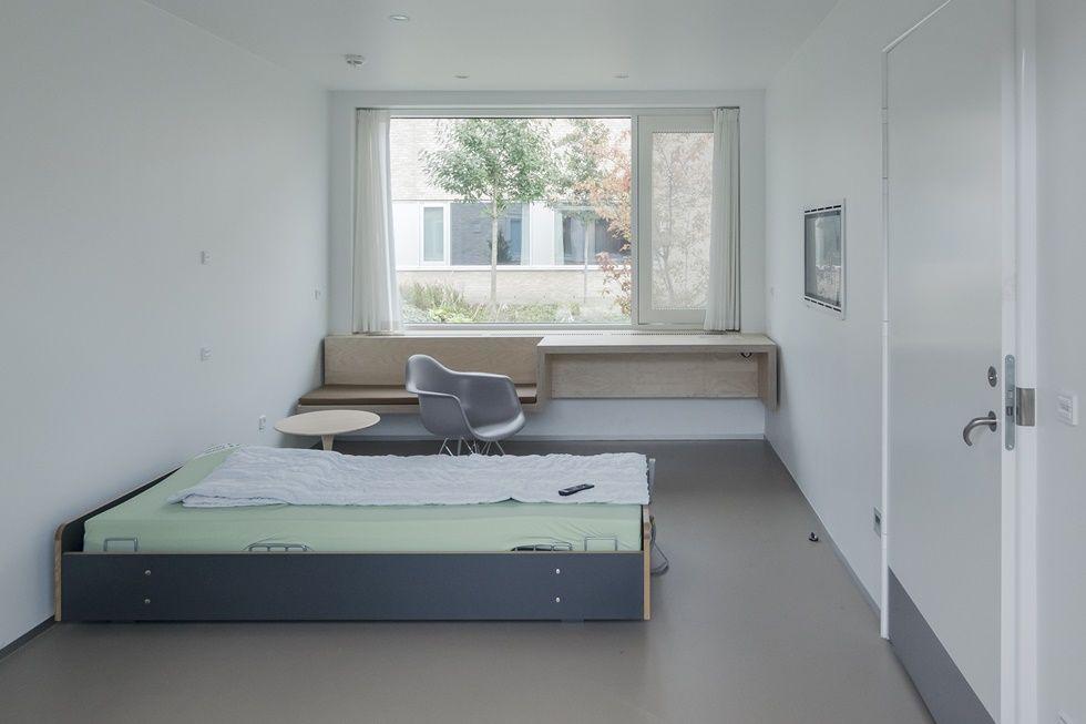 New psychiatric slagelse13 hospital design psychiatric