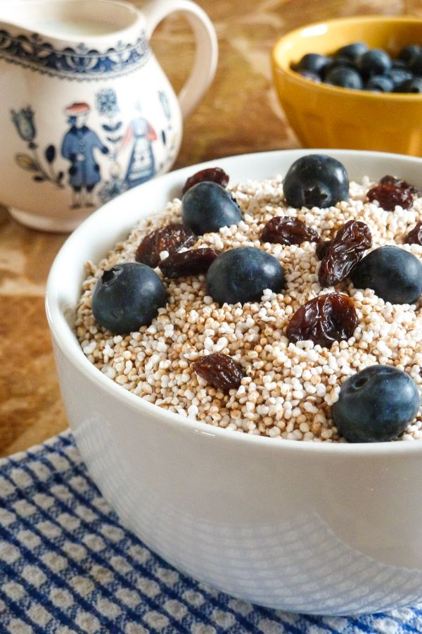 Nutritious diy puffed amaranth cereal with 7 grams of protein per how to make puffed amaranth cereal eat clean recipes edible sound bites ccuart Image collections